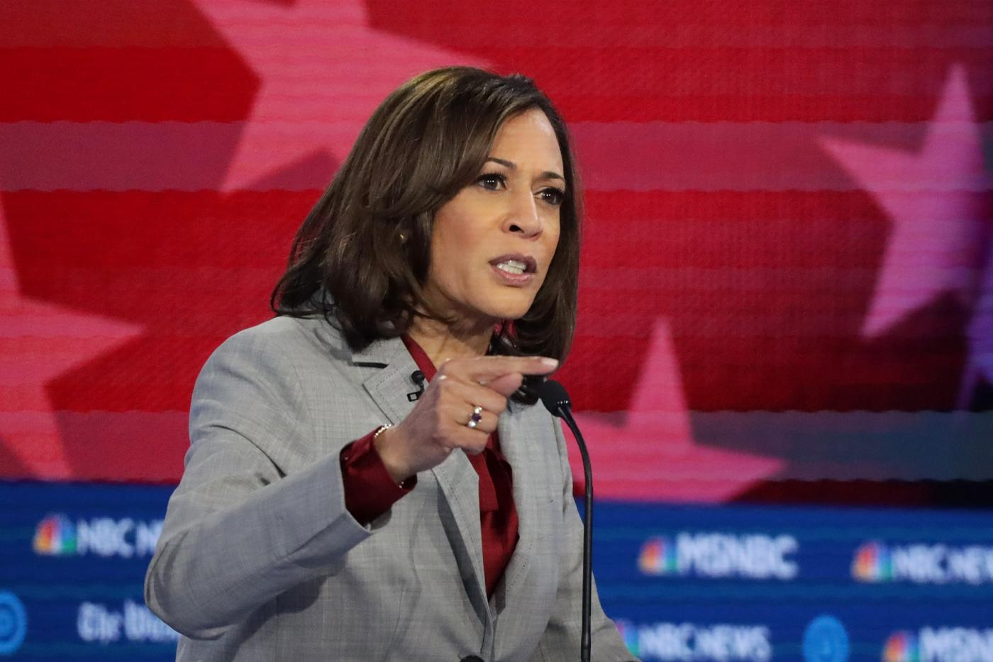 Kamala Harris Where Does Biden S Running Mate Stand On Middle East Issues Middle East Eye