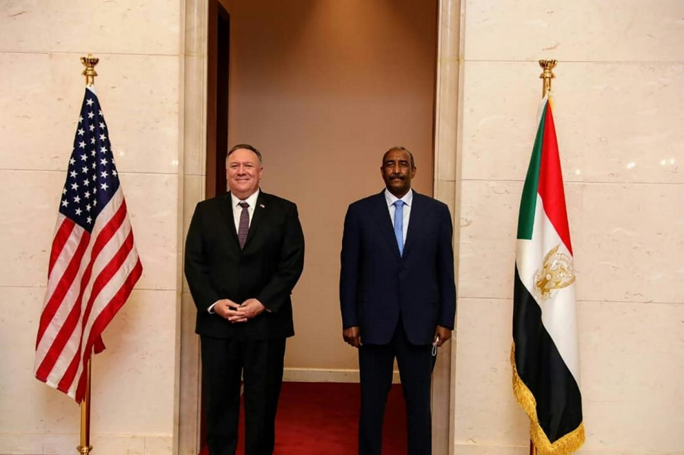 Sudan PM ready for Israel ties if parliament approves