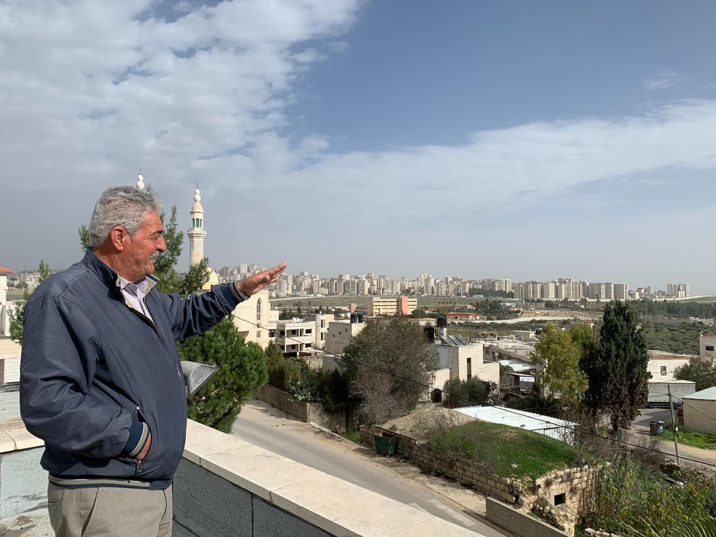 Israeli settlement hits Palestinian dreams and memories of Jerusalem airport