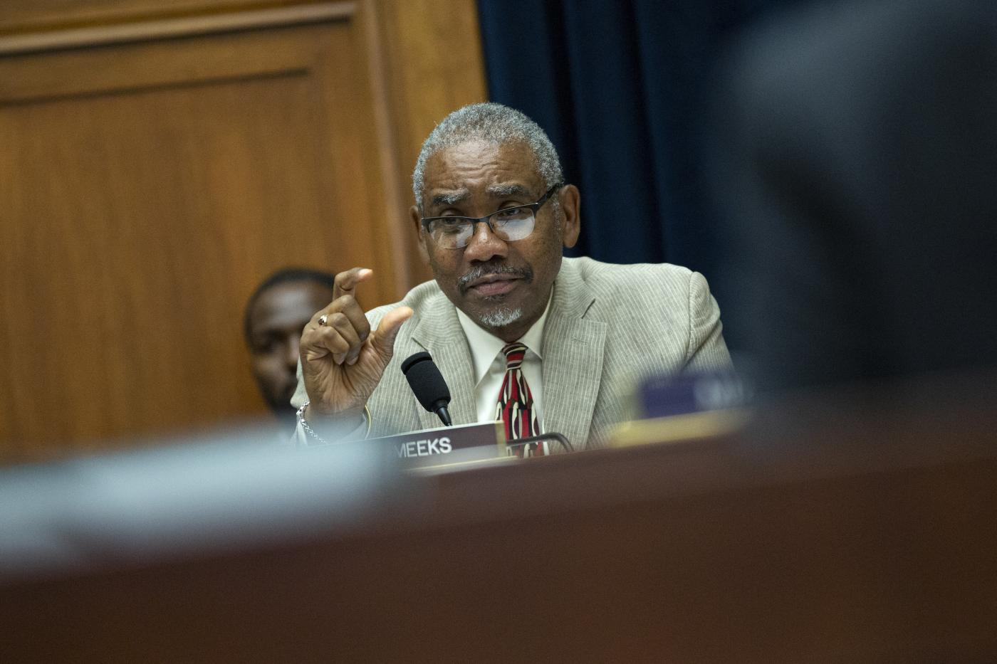 Gregory Meeks is the first Black American to lead the House Foreign Affairs Committee
