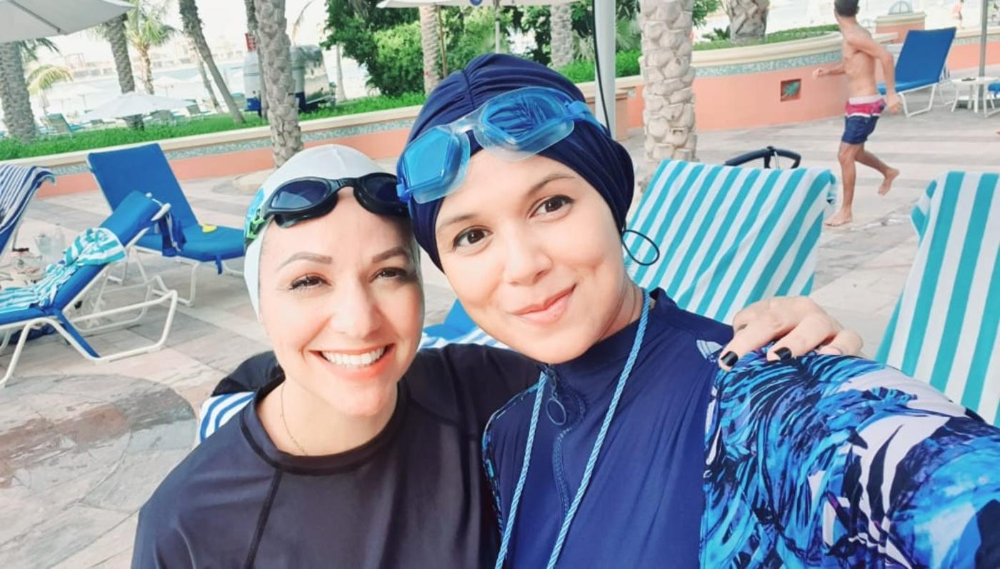 burkini islamic swimwear