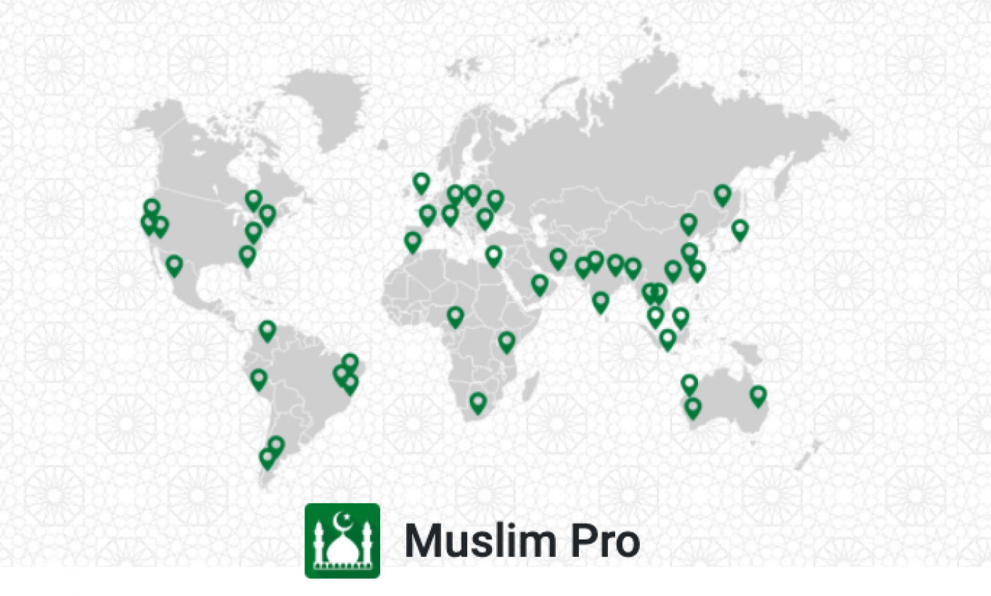USA military is buying location data from popular Muslim apps