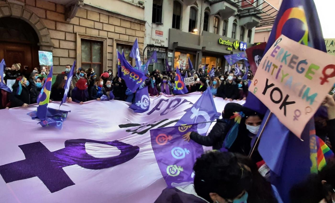 International Women`s Day marked across the Middle East