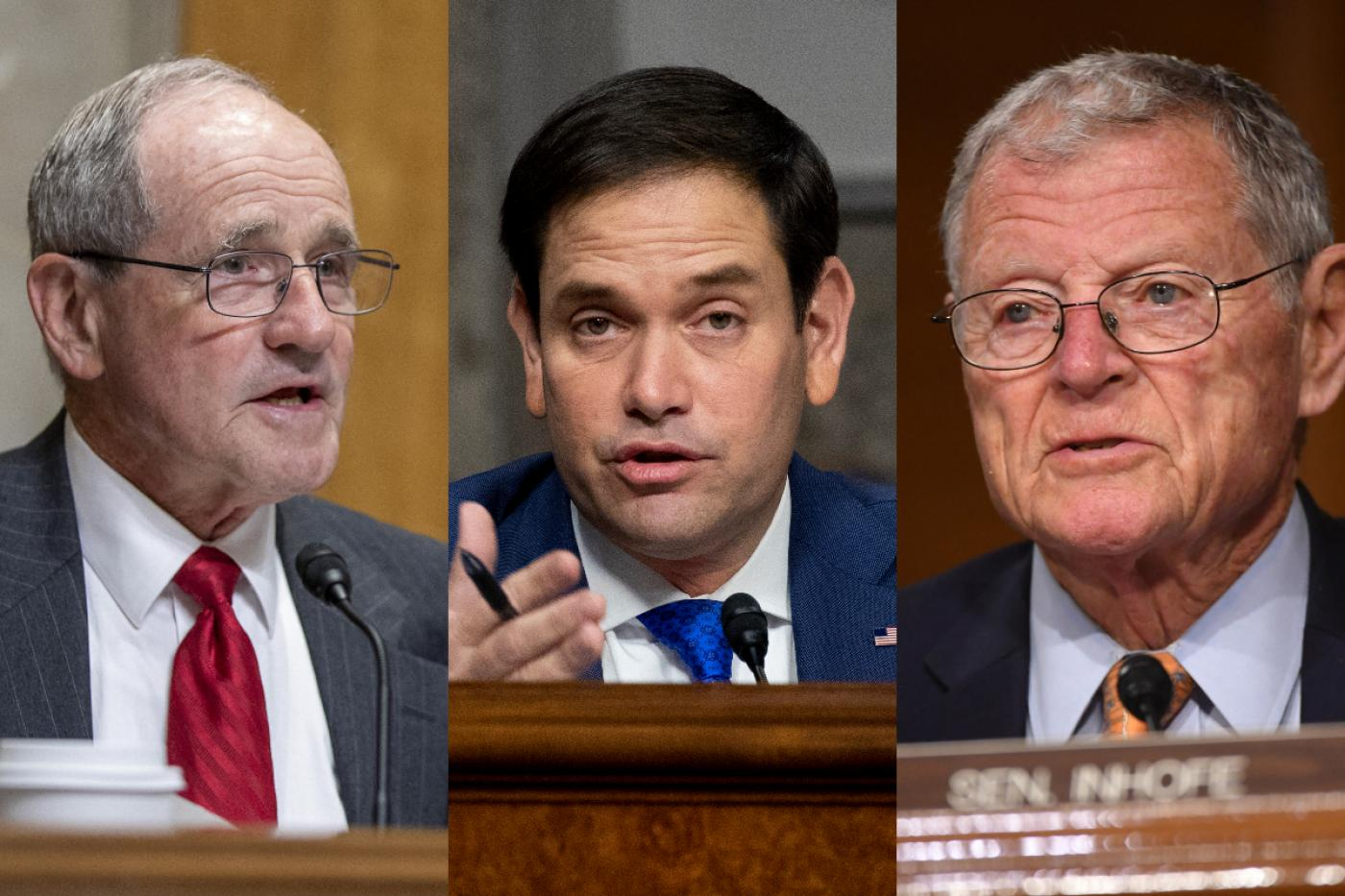 Top US Senate Republicans warn Biden against reviving Iran deal