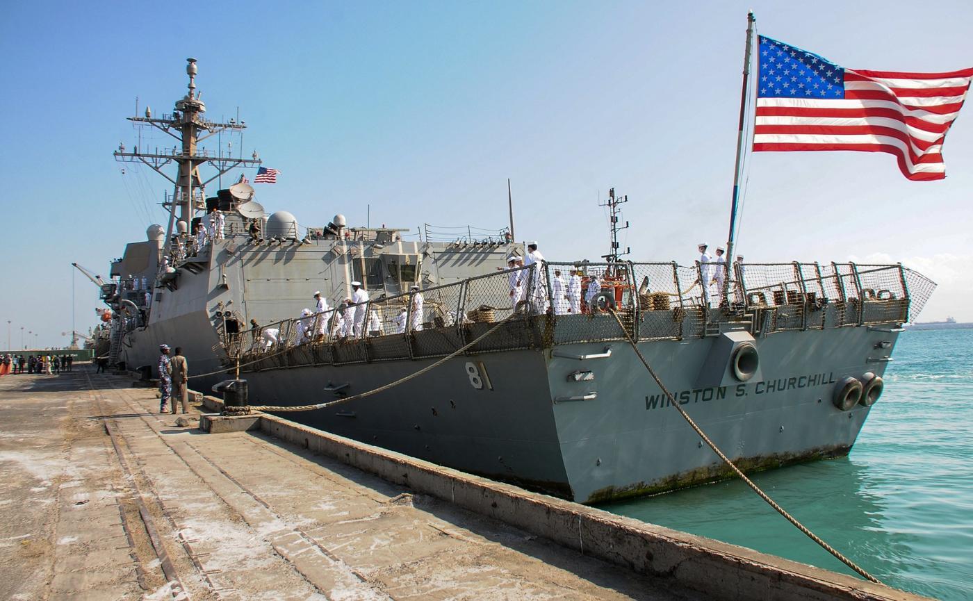 Sudan: Russia, US vie for military presence in Port Sudan