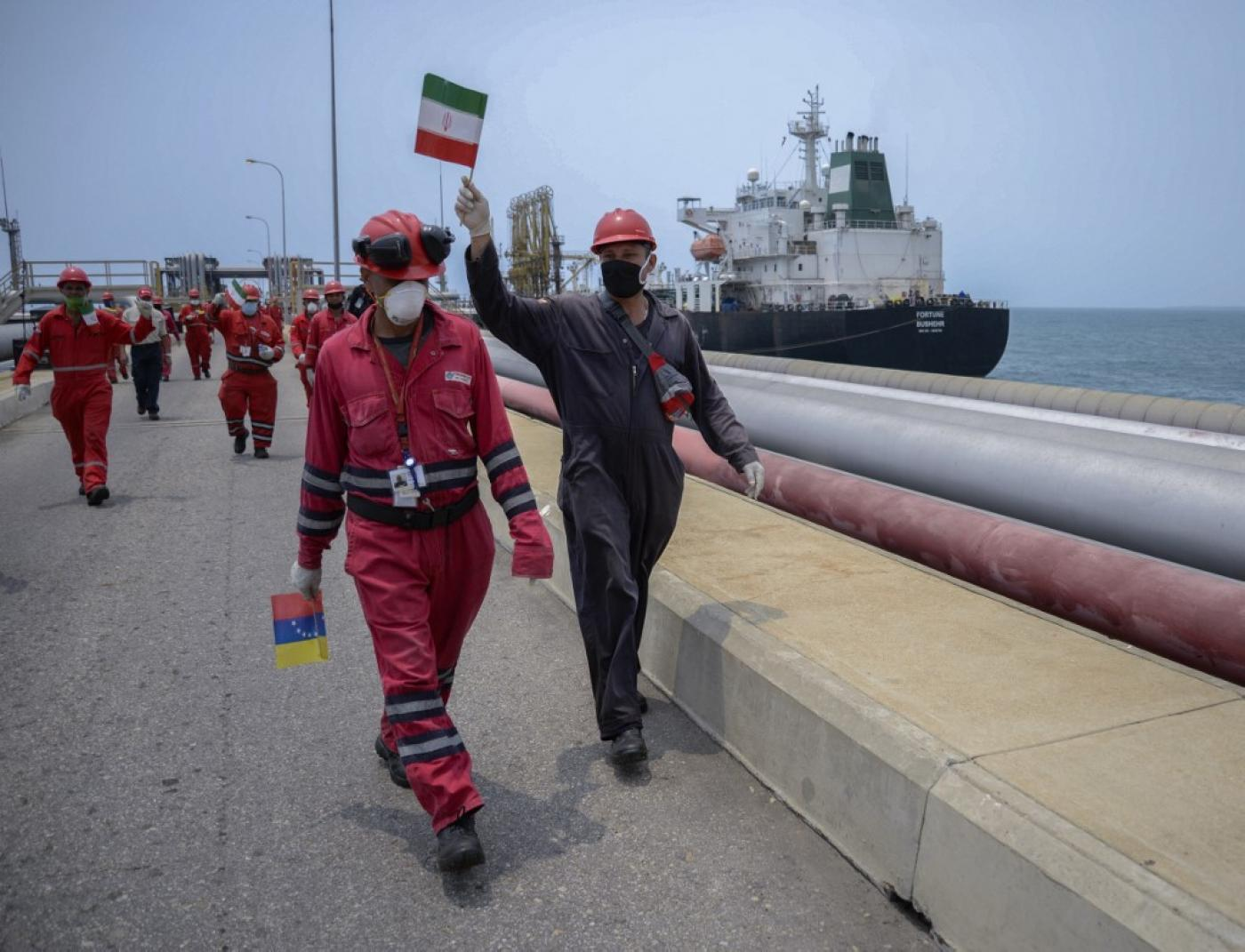 Iran Willing To Continue Fuel Shipments To Venezuela If Asked
