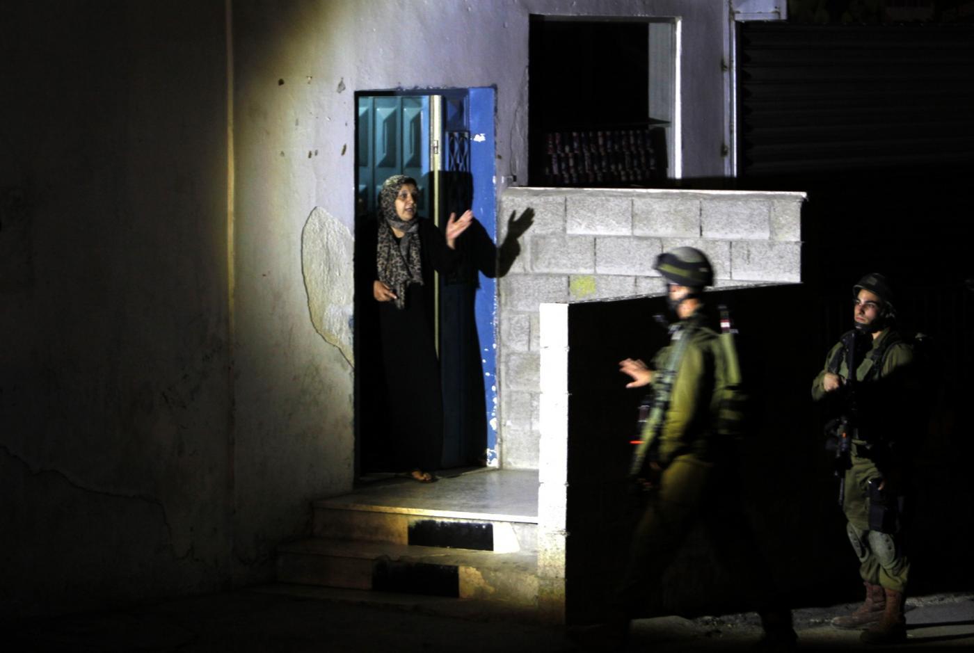 Israels nächtliche Überfälle auf palästinensische Familien sind noch nicht vorbei, egal was die Gerichte sagen