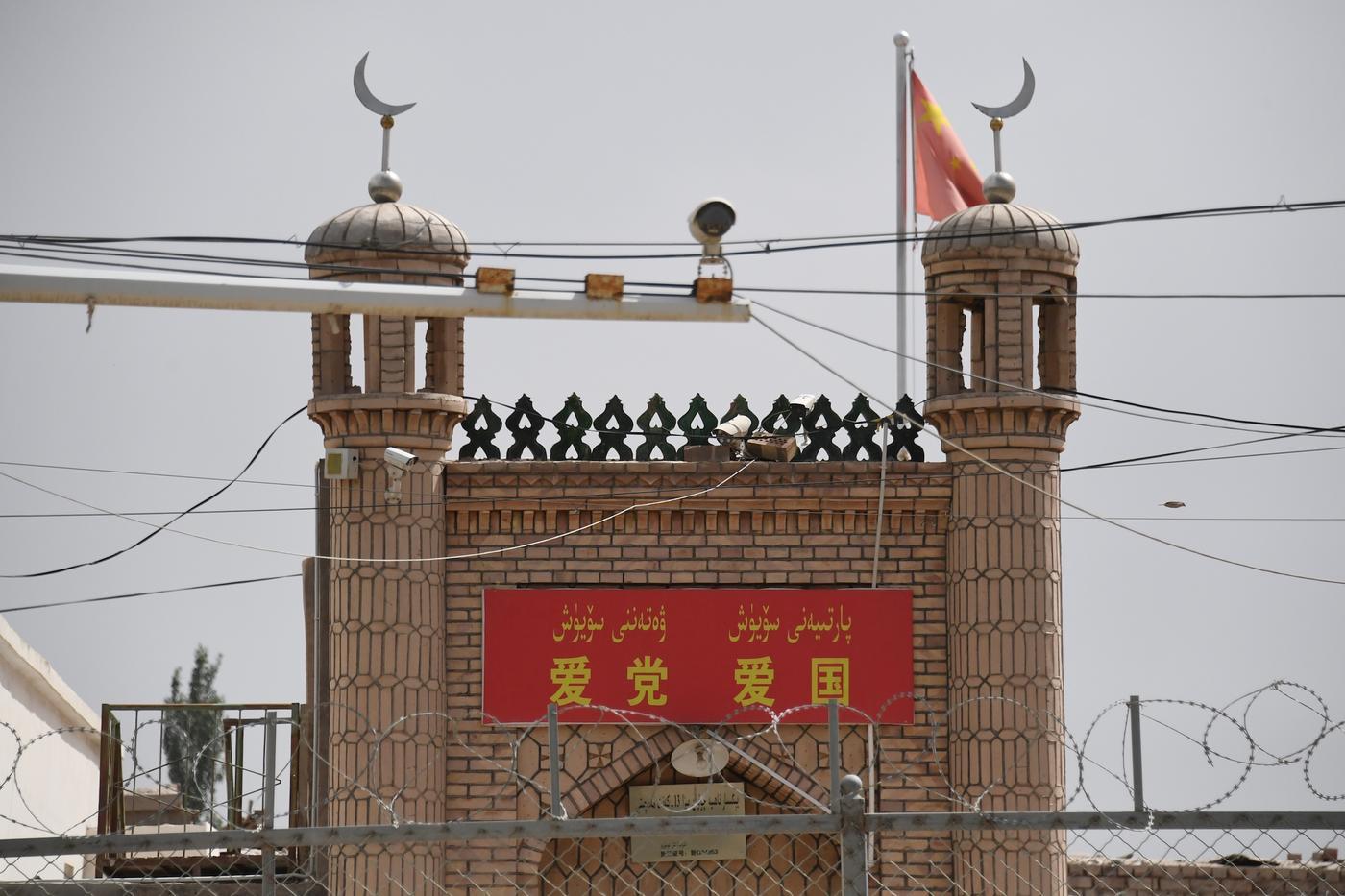 Mosque in Xinjiang China