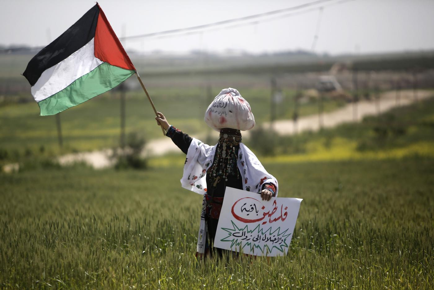 Coronavirus: Palestinians cancel Land Day demonstrations for the first time  | Middle East Eye