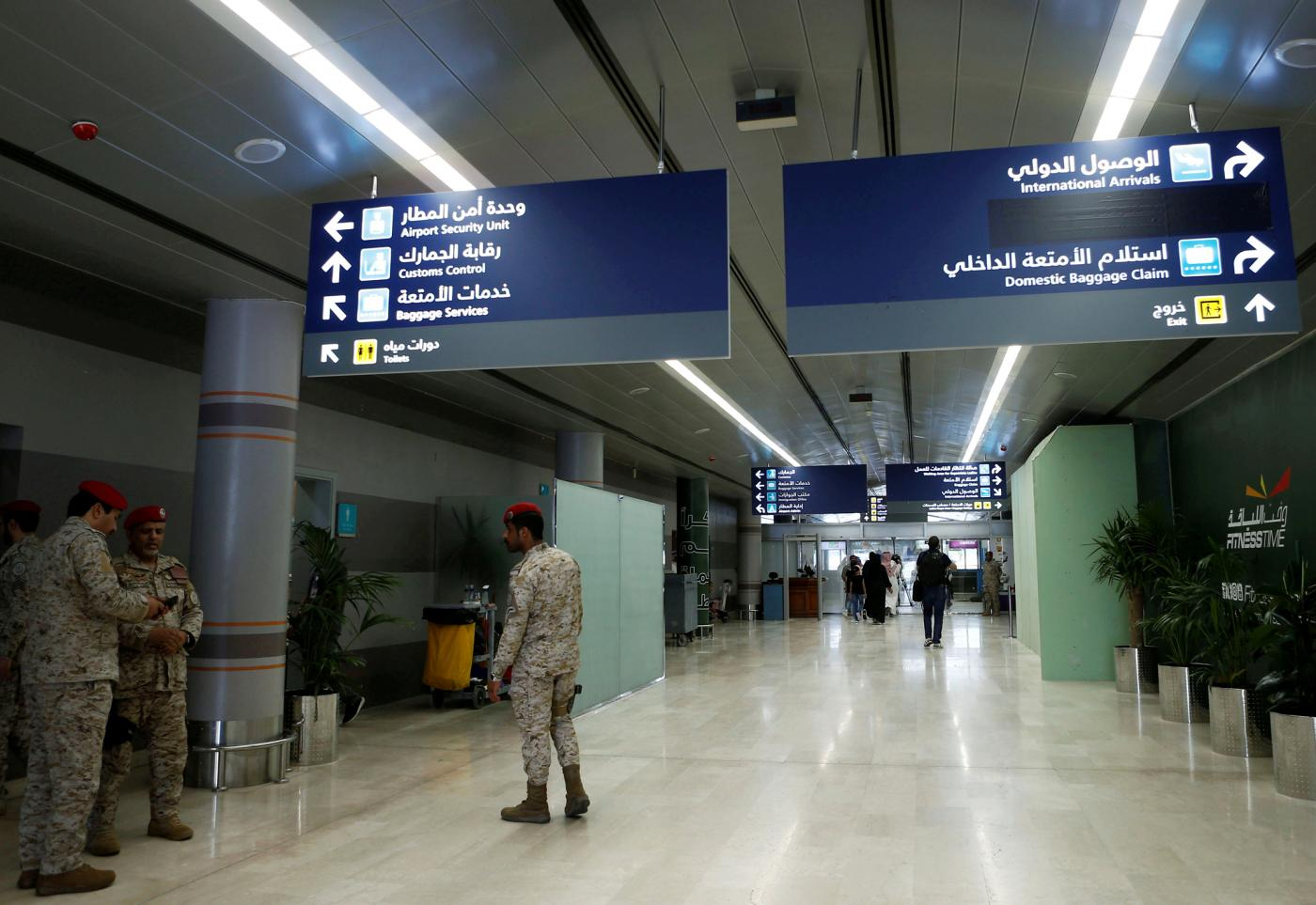 Saudi Arabia: nine injured in Houthi attack on Abha Airport