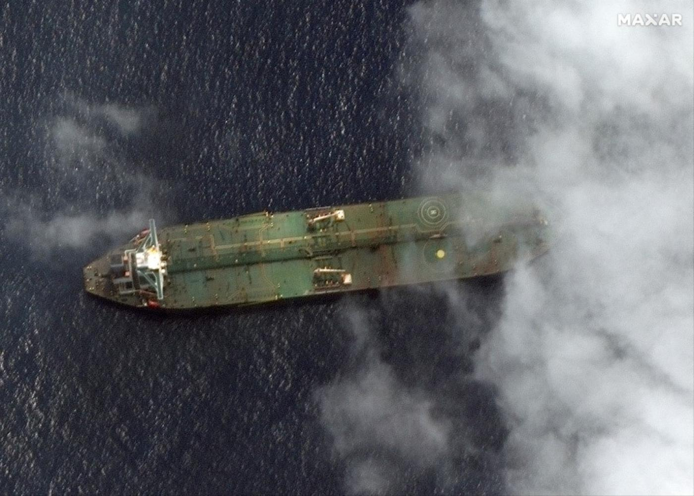 UK Says Assurances Over Oil Tanker Breached
