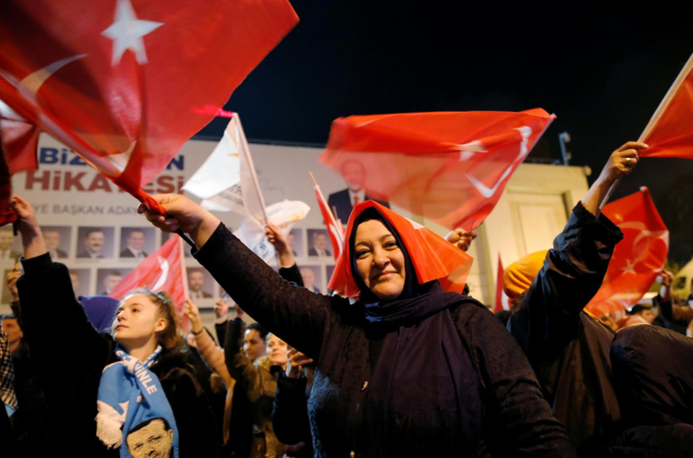 Erdogan's AKP challenges Istanbul results in Turkey election