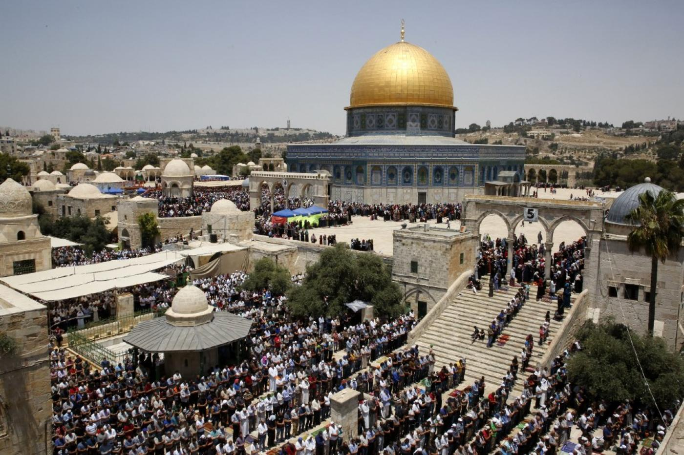 What If Al Aqsa Mosque Caught Fire Middle East Eye