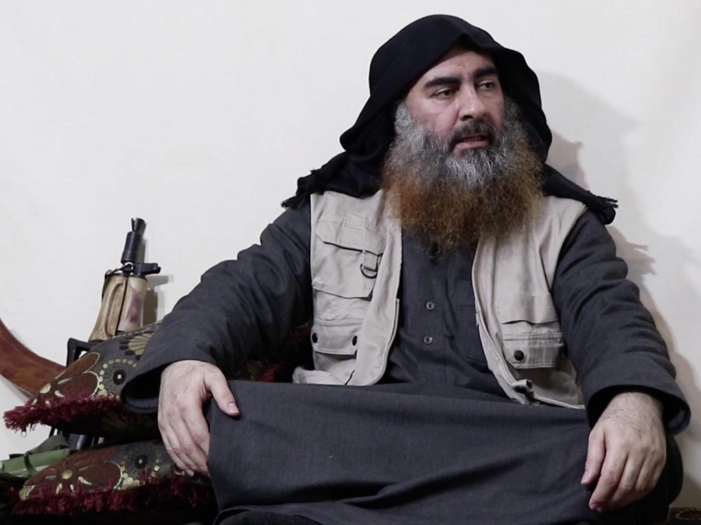 IS leader appears in video for first time in 5 years