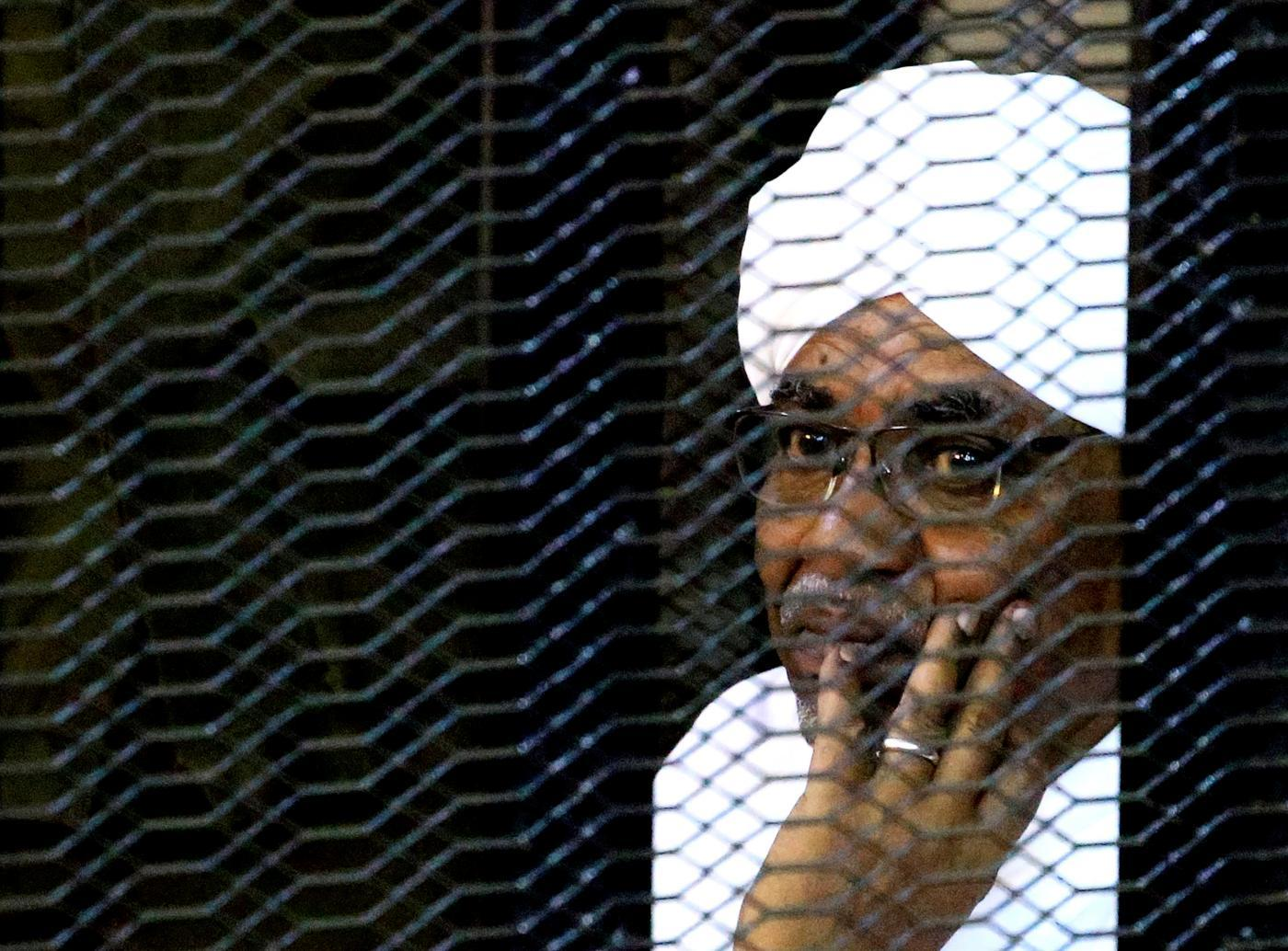 Sudanese court sentences Omar al-Bashir to 2 years in prison