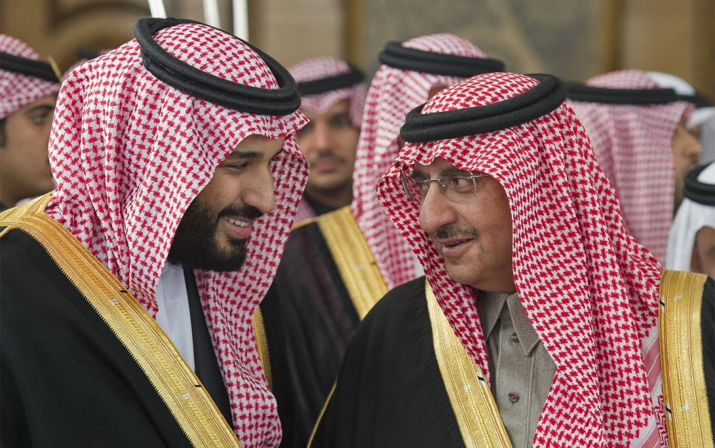 Saudi Arabia in royal purge over 'coup plot'