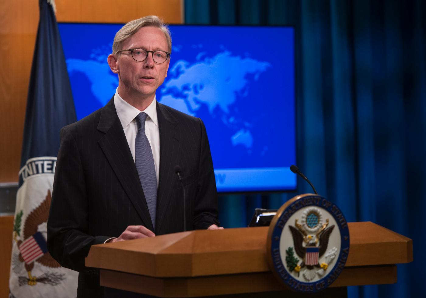 Brian Hook Iran Action Group