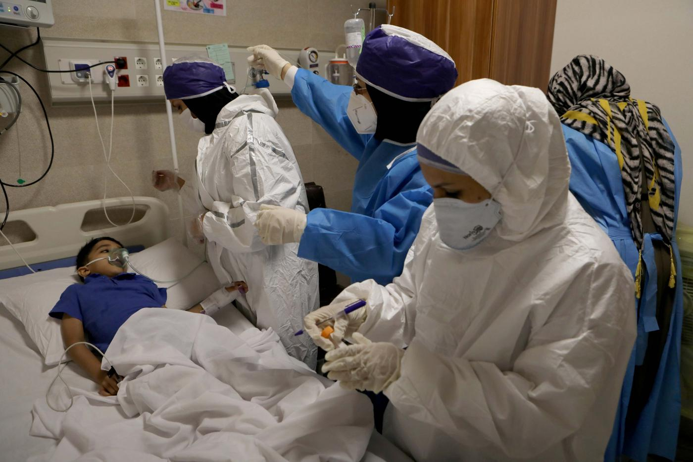 Iran's total number of total Covid-19 cases since the outbreak began in late February has now risen to 314,786.