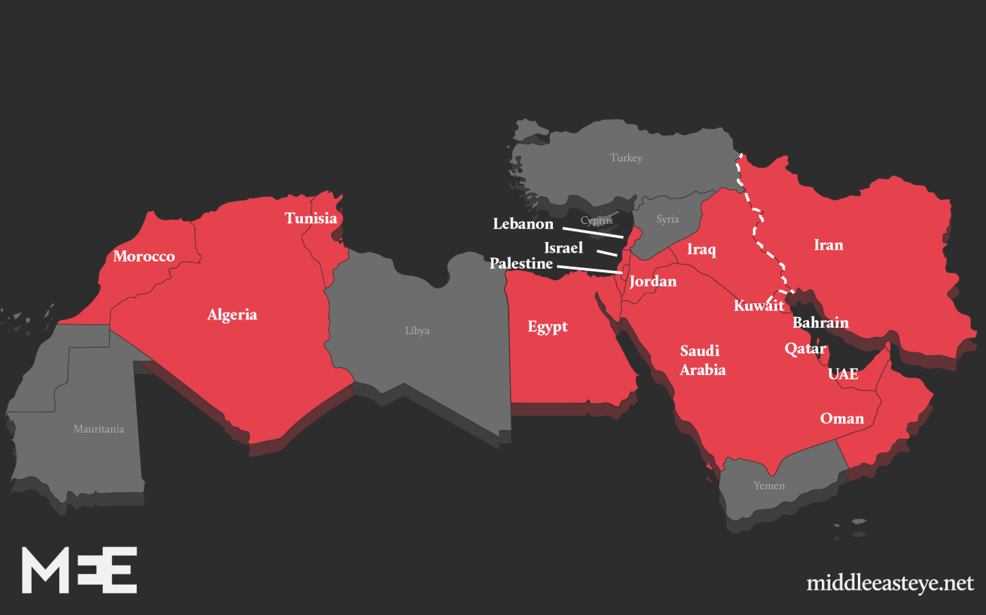 coronavirus in the middle east and north africa  what do