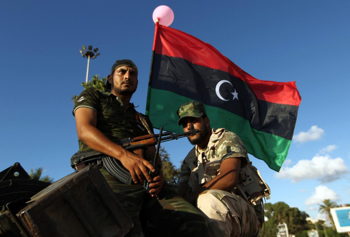 Eastern Libyan forces ordered to move west to fight militants