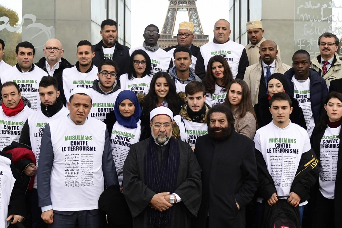 Muslims Against Terrorism campaign