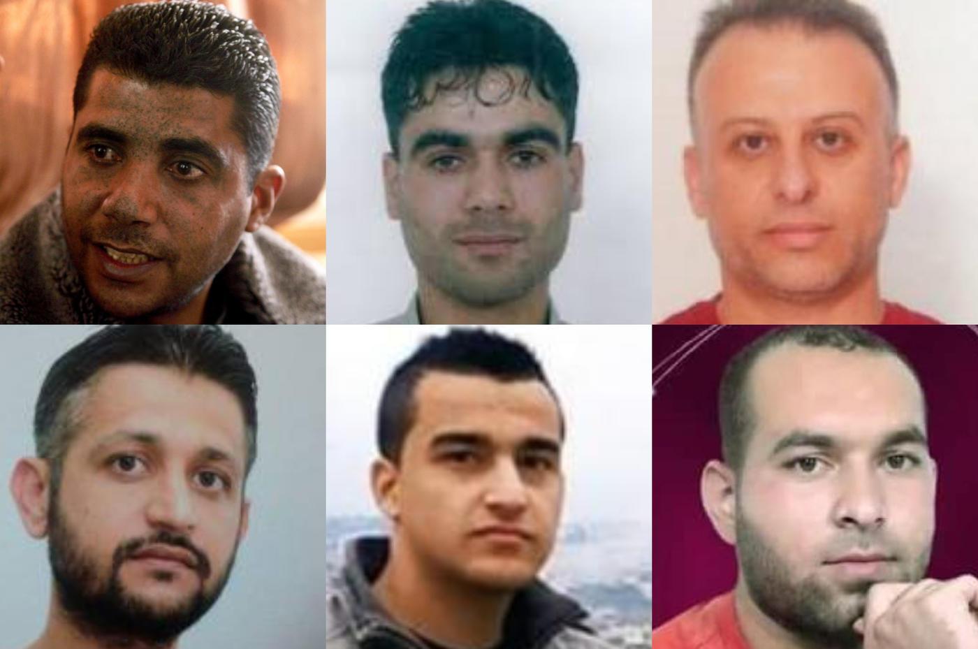 Un trou, un tunnel, une rampe de 32 mètres : évasion spectaculaire de 6 palestiniens d'une prison en Israël