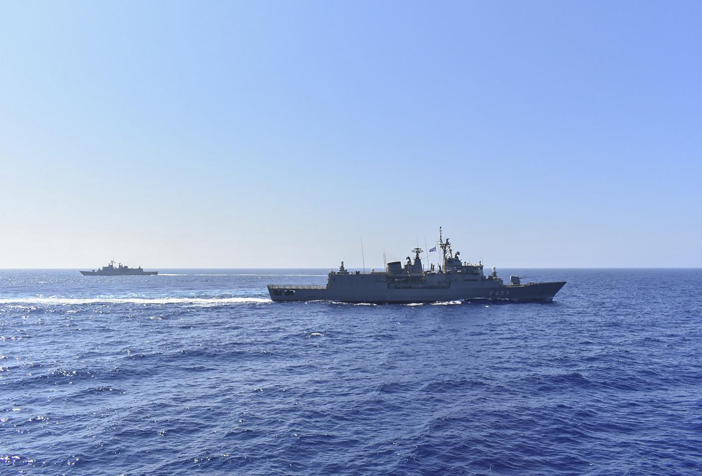 North Atlantic Treaty Organisation says talks begin despite Greek's denial