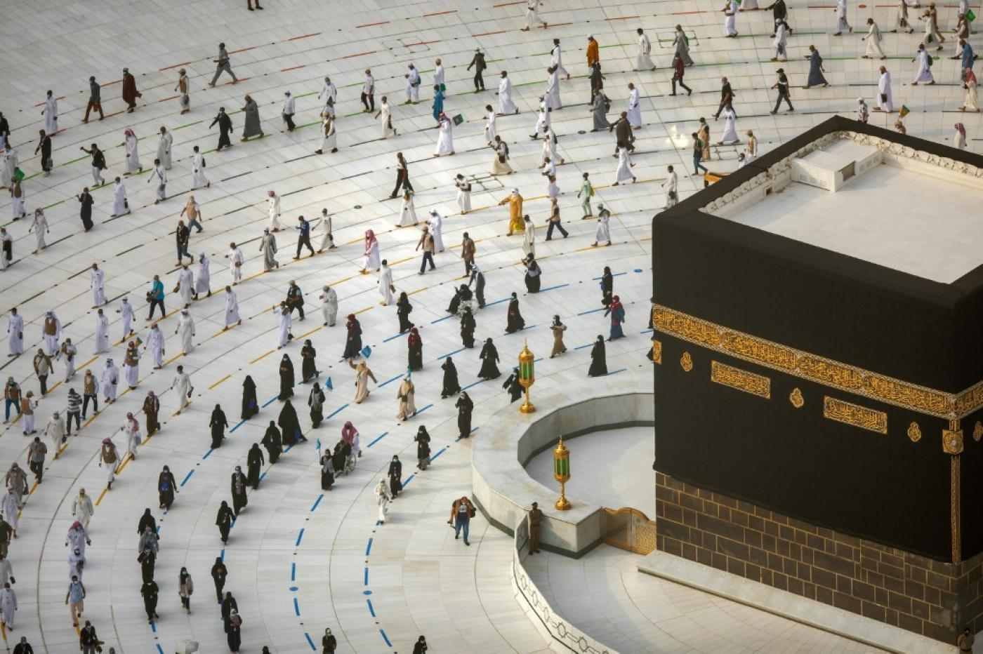 Saudi Arabia to begin allowing Umrah for citizens and residents