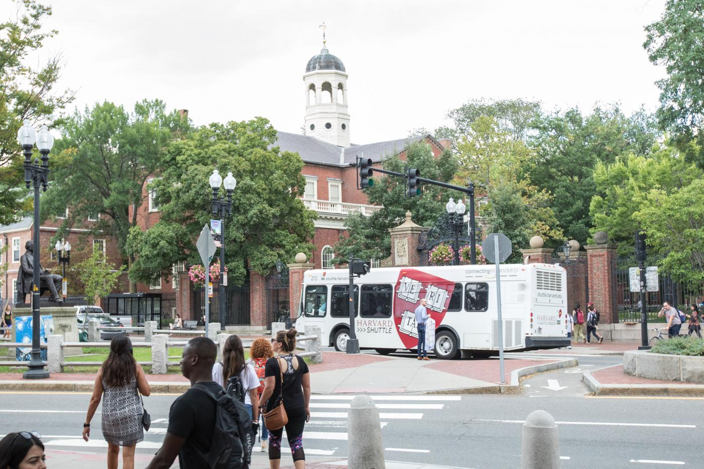 Palestinian Harvard Freshman Denied Entry to U.S.