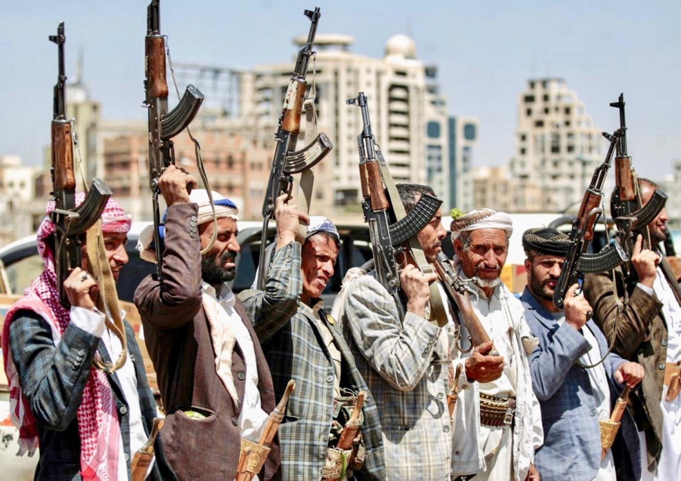 Saudi Arabia cautious over unexpected Houthi offer to halt attacks | Middle  East Eye