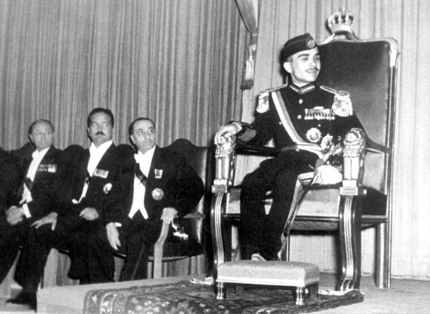 Peacemaker: The legacy of King Hussein of Jordan | Middle East Eye