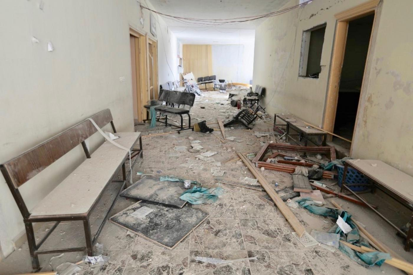 Russia Denies It Bombed Four Syrian Hospitals In 12 Hours