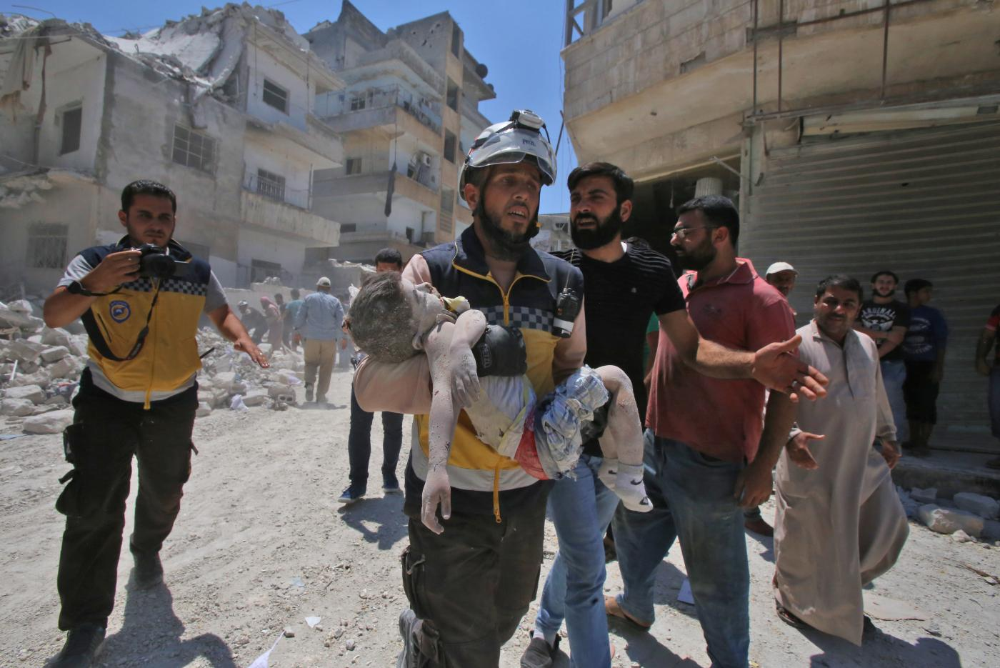 Syria's hospitals bombed: UN Security Council calls for inquiry