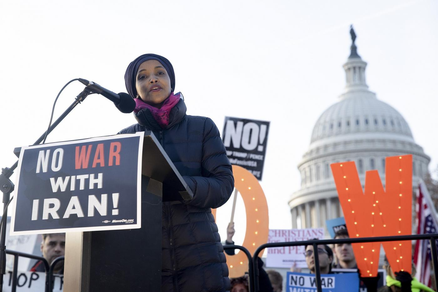 Ilhan Omar and the Iran letter: Was the backlash warranted?