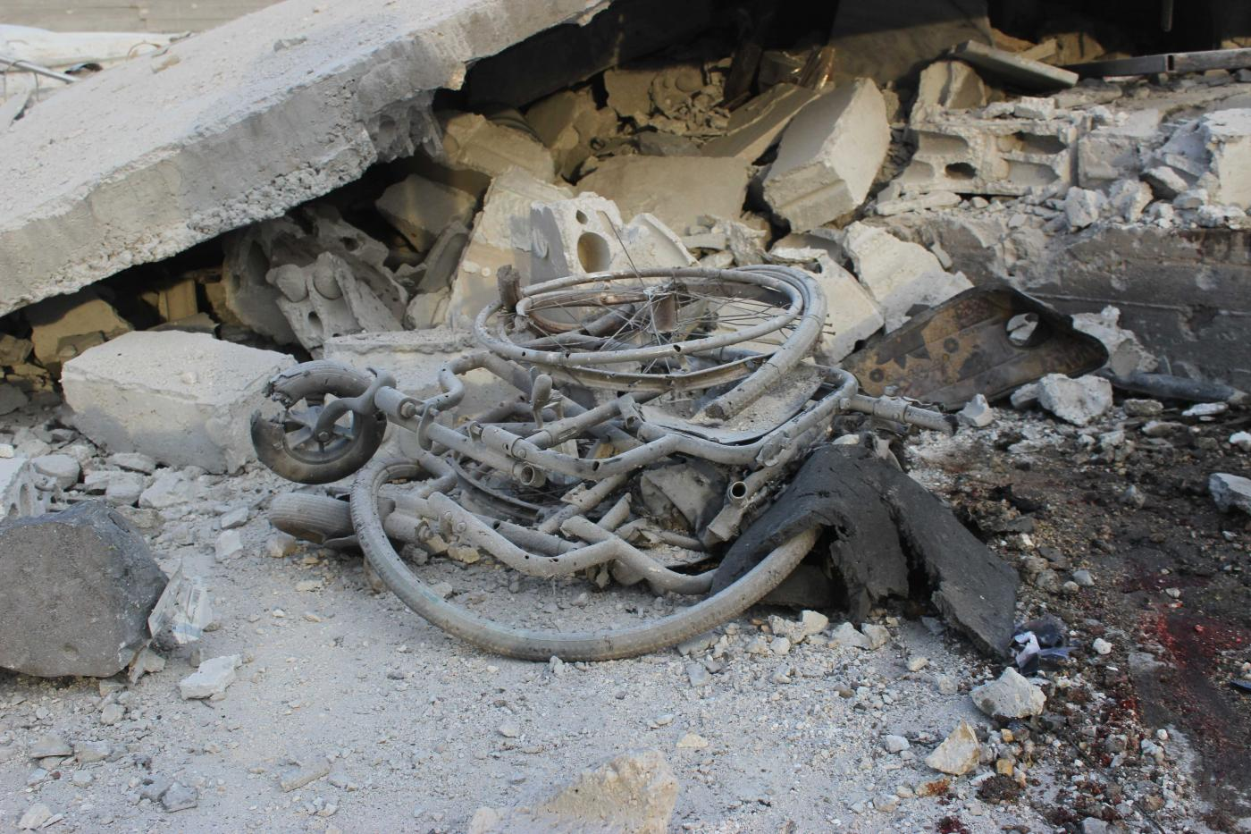 Syrian War Hospitals Demolished And Dozens Dead In Latest