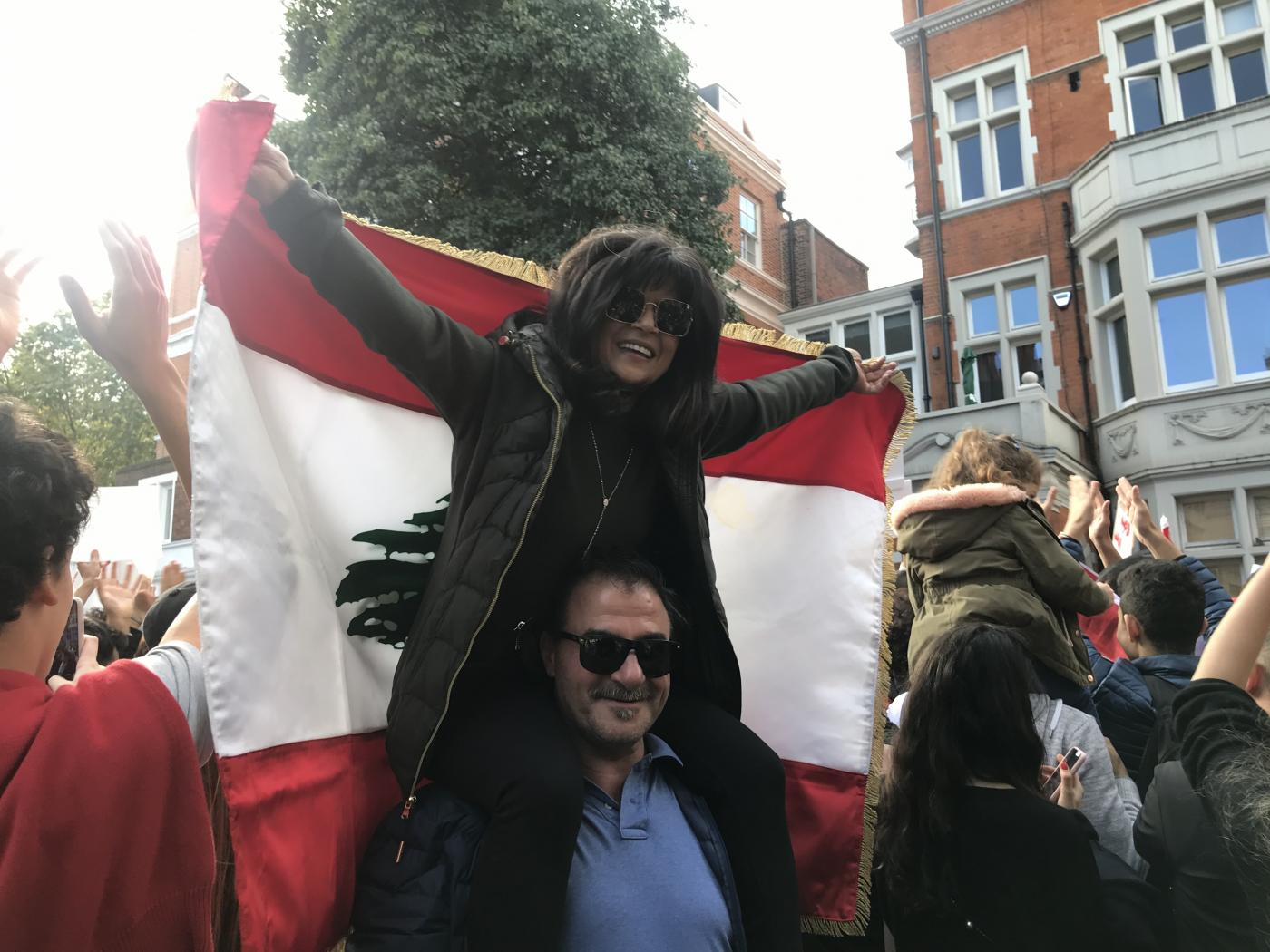 libanese dating Londra compilazione di moduli di dating online