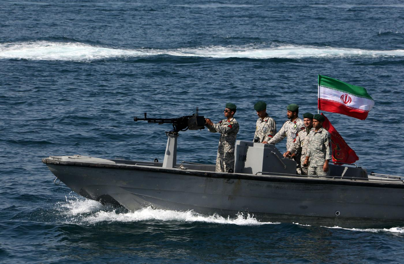 Iran detains UAE ship and its crew