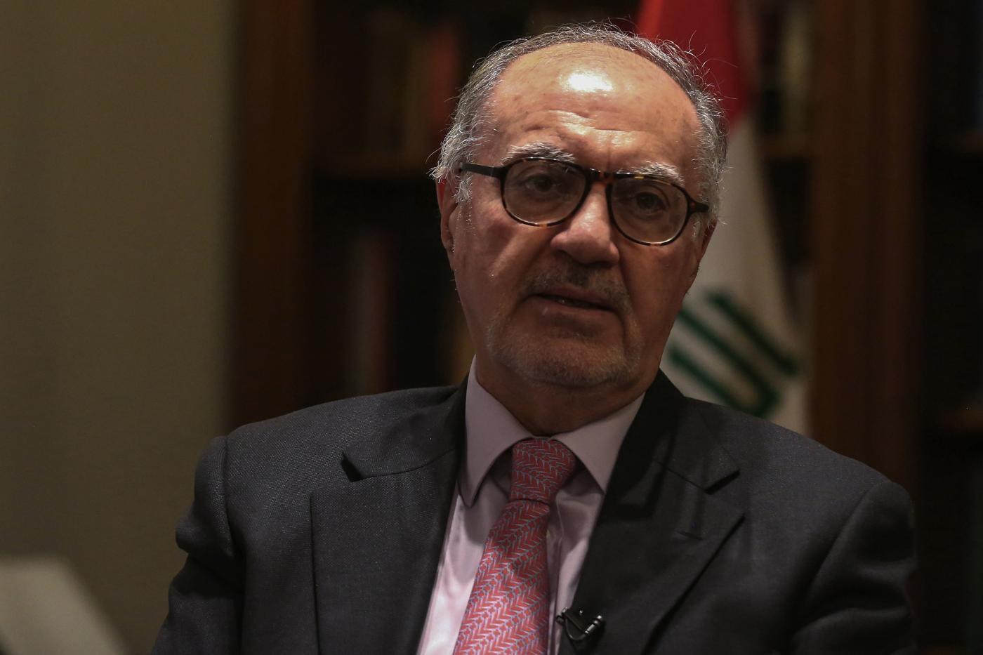 Ali Allawi serves as both Iraq's deputy prime minister and minister of finance.