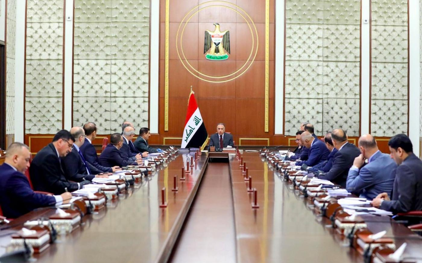 On the politicization of tomorrow's demonstrations: Let the people exercise their constitutional right - Page 4 Iraq_gov-afp-5_9_20