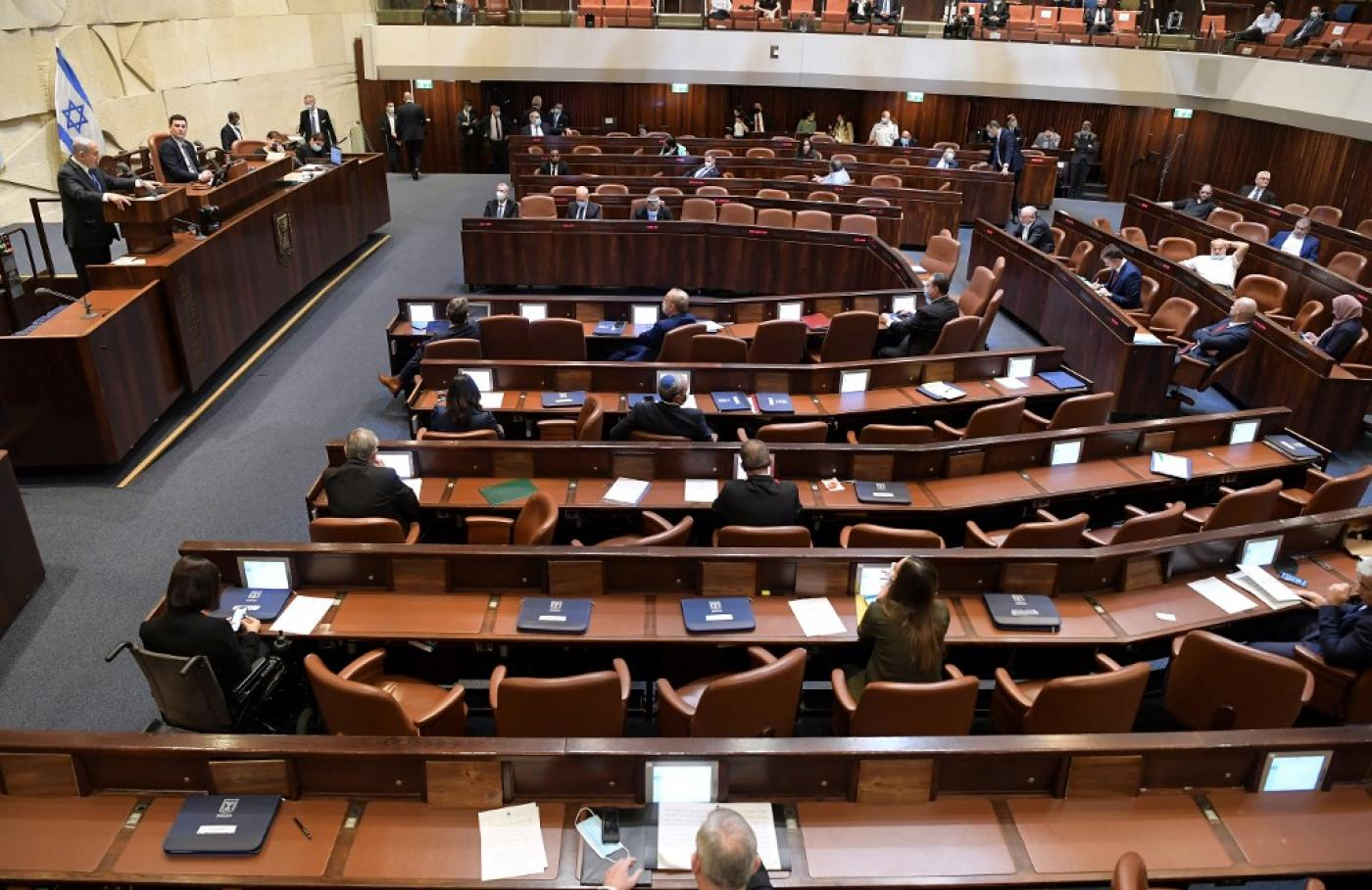 The Knesset will have 24 hours to greenlight or reject Covid-19 regulations before they take effect.