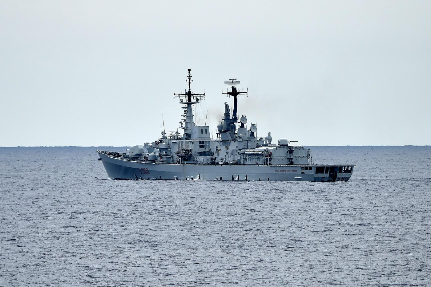 European Union  divided over naval mission in Mediterranean