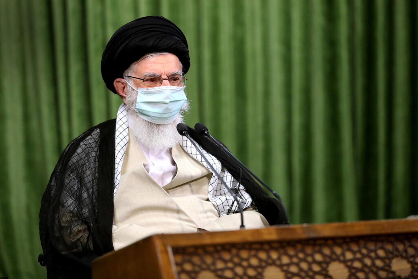 Khamenei called the US the