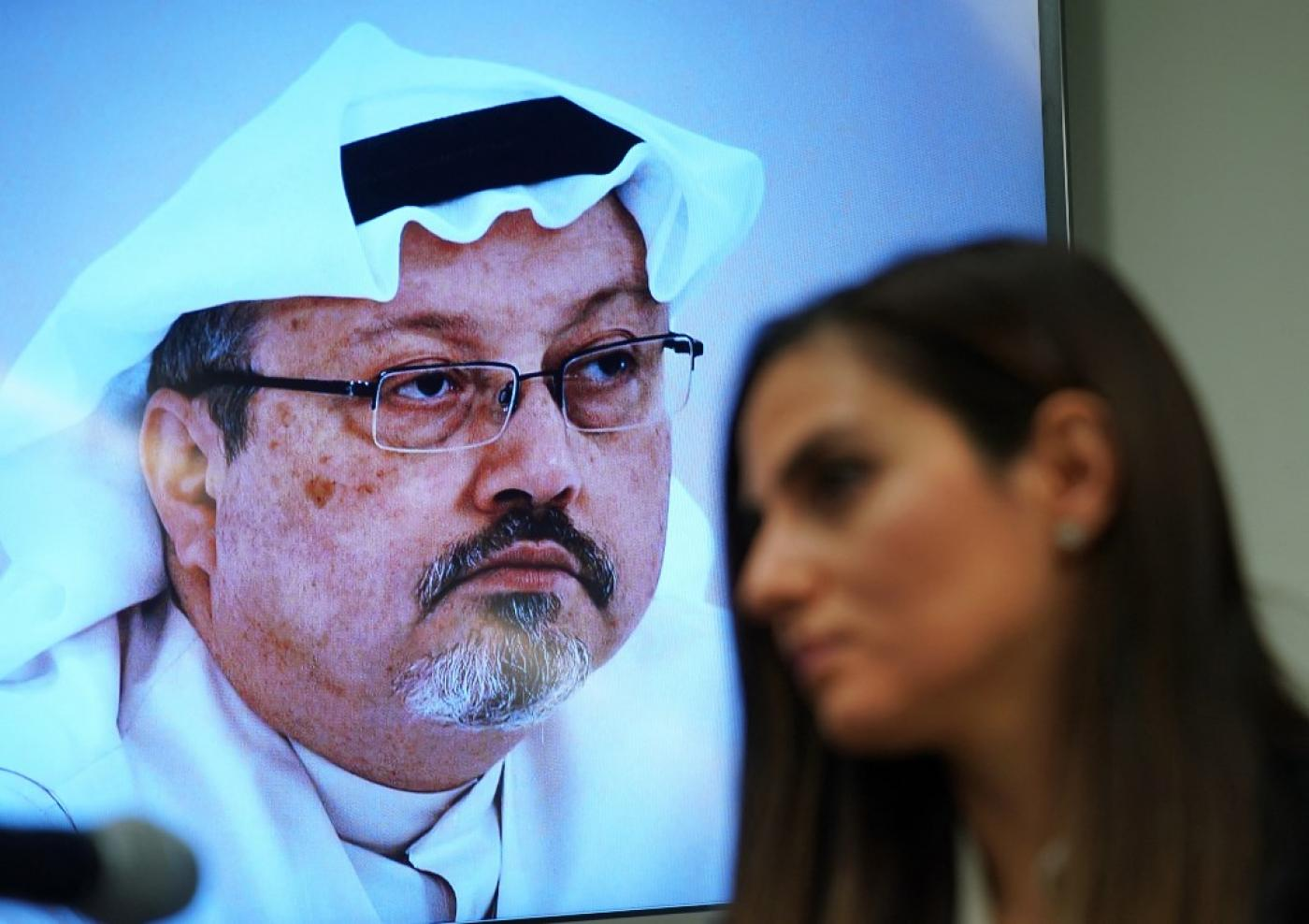 Khashoggi was killed inside the Saudi consulate in Istanbul on 2 October 2018.