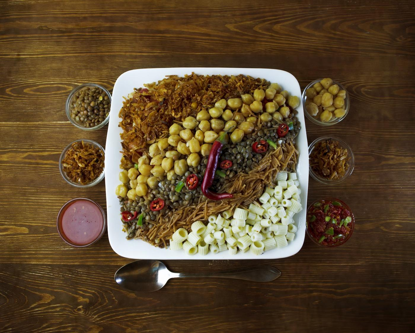How come Egypt's national dish is     Indian?   Middle East Eye
