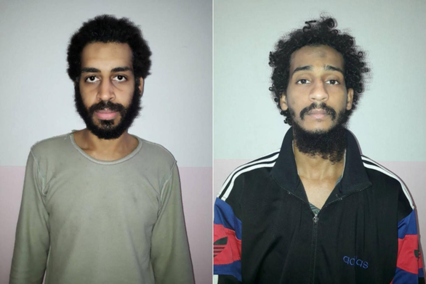 UK shares evidence with US in case of two Islamic State 'Beatles'