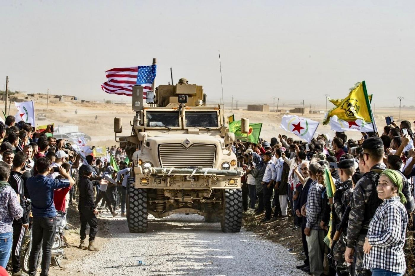 US pulls troops from northern Syria ahead of Turkish military operation