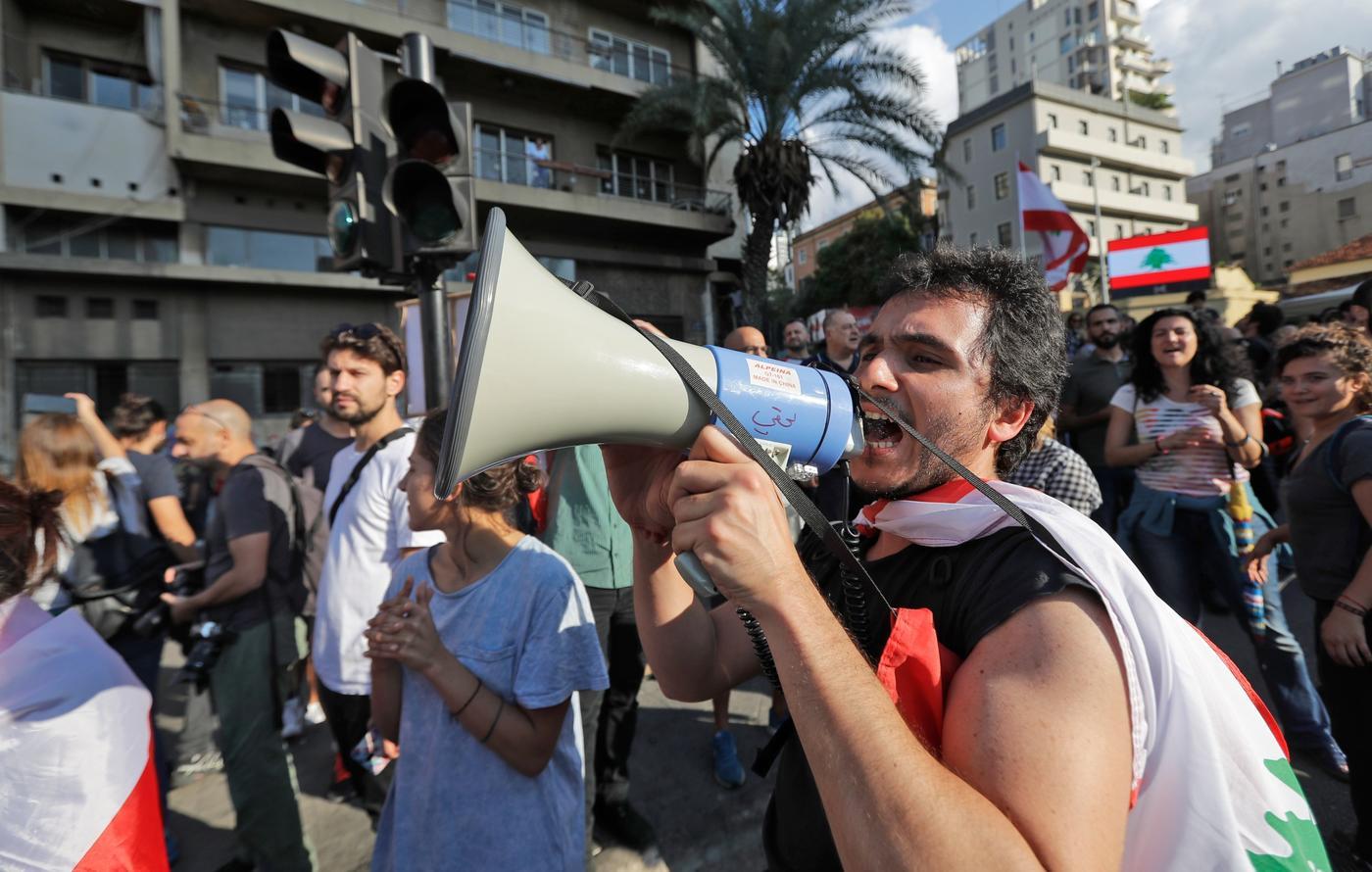 Narrative wars: Lebanon's media take shots at popular