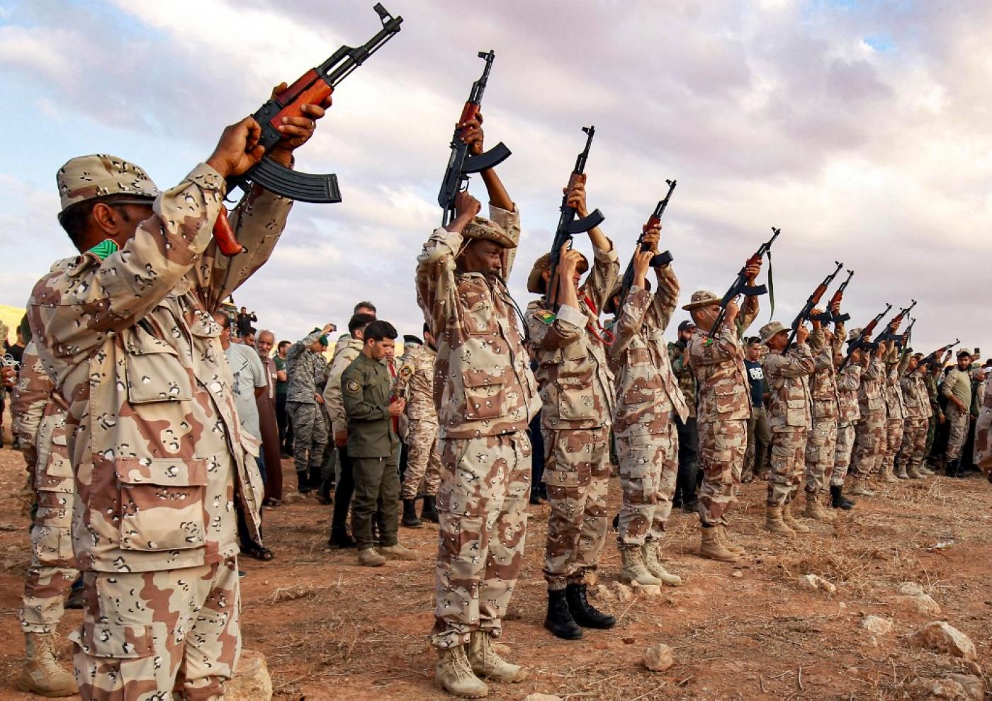 UN chief to foreign forces: 'Leave the Libyans alone'