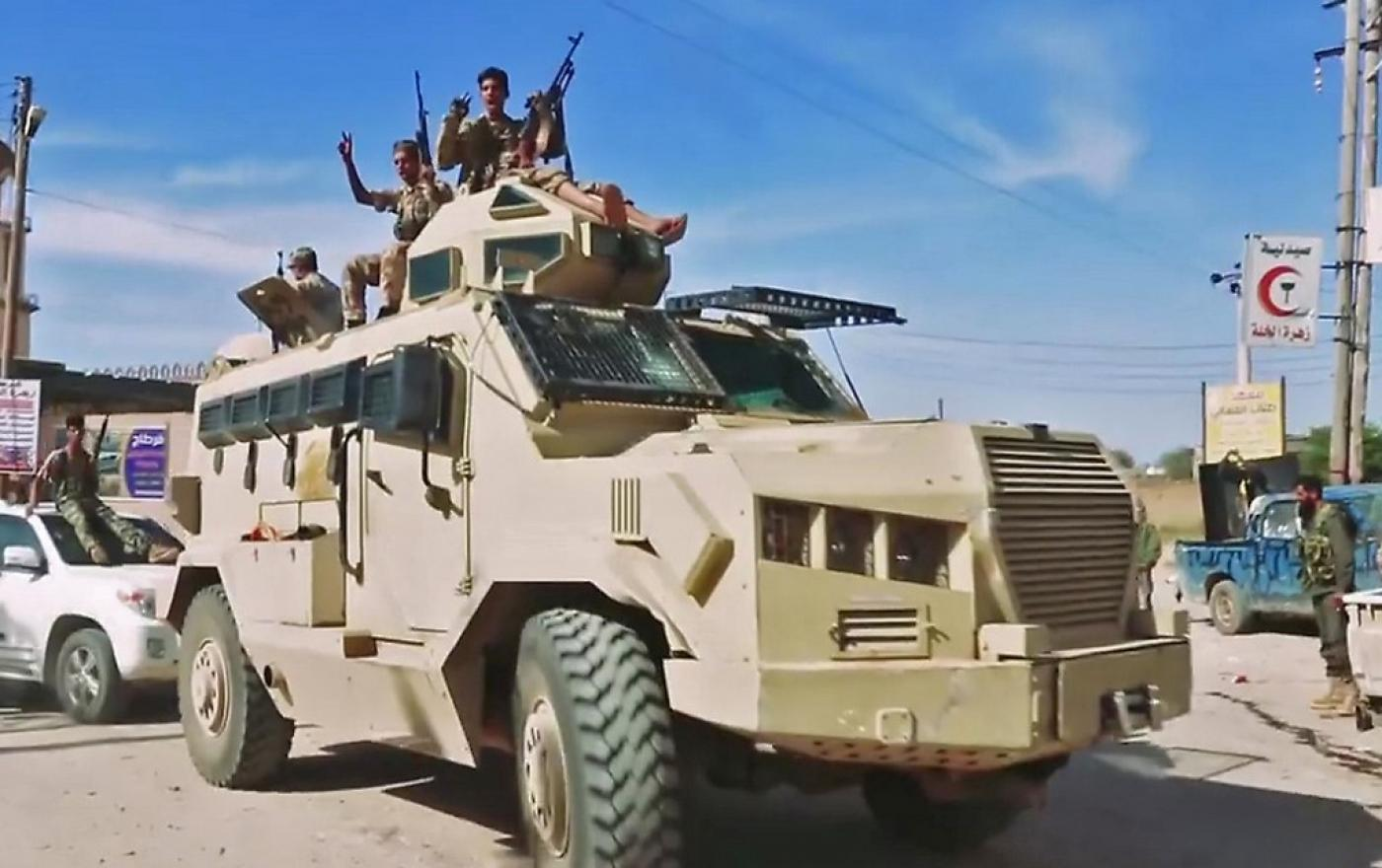 The Gulf and Europe: Libya's proxy war is a web of
