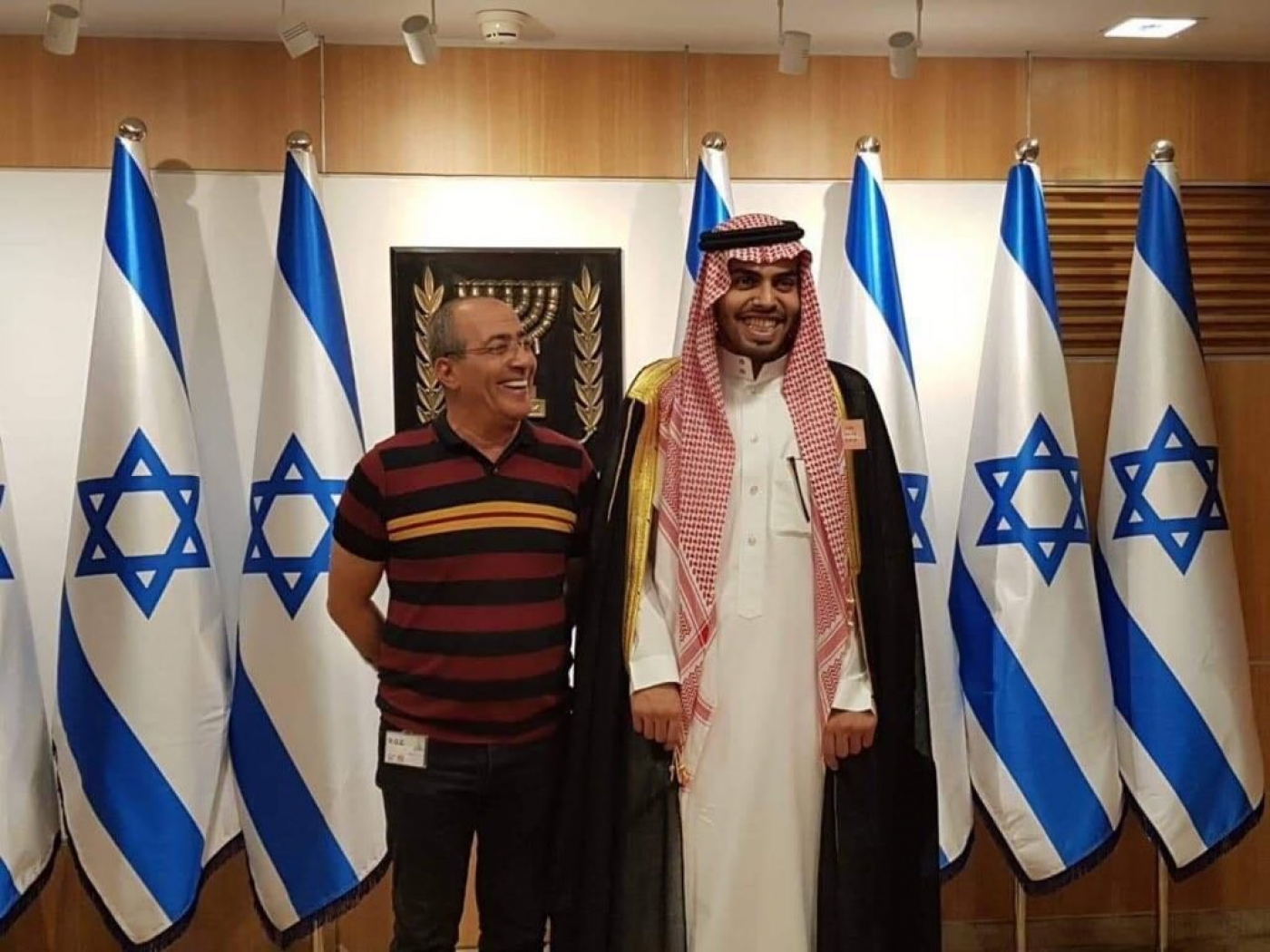 Go pray in the Knesset,' Palestinians tell Saudi on Israeli ...